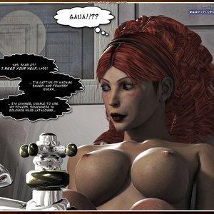 HIP Comix Hip Gals - Halloween Sex Kitten - Issue 1-16 gallery image-079