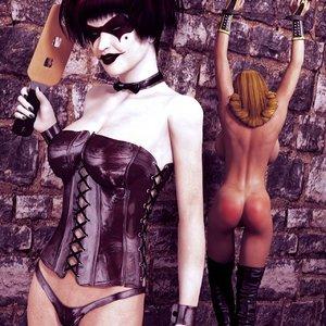 HIP Comix Hip Gals - Halloween Sex Kitten - Issue 1-16 gallery image-086