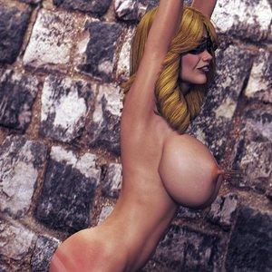 HIP Comix Hip Gals - Halloween Sex Kitten - Issue 1-16 gallery image-100