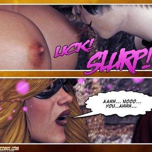 HIP Comix Hip Gals - Halloween Sex Kitten - Issue 1-16 gallery image-110