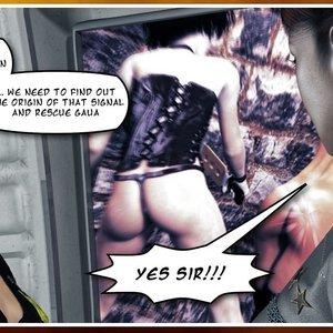 HIP Comix Hip Gals - Halloween Sex Kitten - Issue 1-16 gallery image-118