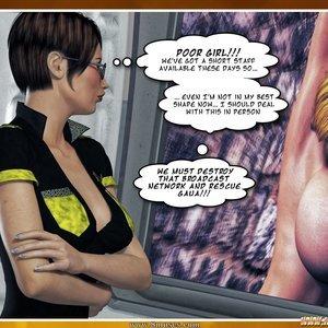 HIP Comix Hip Gals - Halloween Sex Kitten - Issue 1-16 gallery image-120