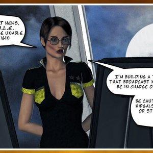 HIP Comix Hip Gals - Halloween Sex Kitten - Issue 1-16 gallery image-123