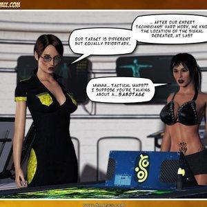HIP Comix Hip Gals - Halloween Sex Kitten - Issue 1-16 gallery image-139