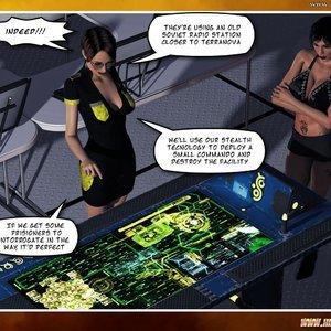 HIP Comix Hip Gals - Halloween Sex Kitten - Issue 1-16 gallery image-140