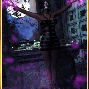 HIP Comix Hip Gals - Halloween Sex Kitten - Issue 1-16 gallery image-146