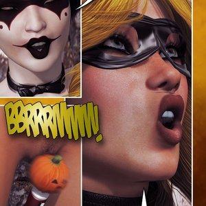 HIP Comix Hip Gals - Halloween Sex Kitten - Issue 1-16 gallery image-162
