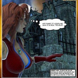 HIP Comix Hip Gals - Halloween Sex Kitten - Issue 1-16 gallery image-166