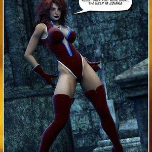HIP Comix Hip Gals - Halloween Sex Kitten - Issue 1-16 gallery image-167