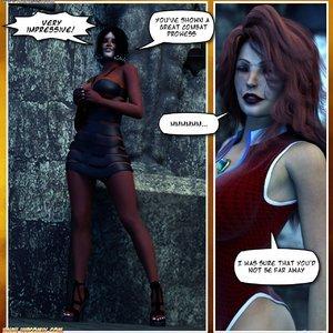 HIP Comix Hip Gals - Halloween Sex Kitten - Issue 1-16 gallery image-181