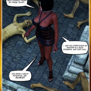HIP Comix Hip Gals - Halloween Sex Kitten - Issue 1-16 gallery image-182