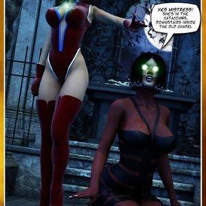 HIP Comix Hip Gals - Halloween Sex Kitten - Issue 1-16 gallery image-195