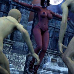 HIP Comix Hip Gals - Halloween Sex Kitten - Issue 1-16 gallery image-196