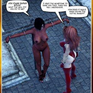 HIP Comix Hip Gals - Halloween Sex Kitten - Issue 1-16 gallery image-201