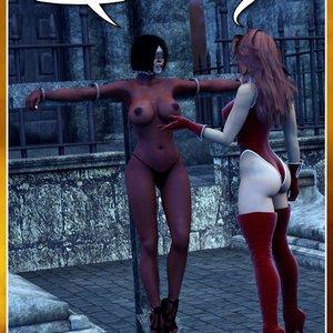 HIP Comix Hip Gals - Halloween Sex Kitten - Issue 1-16 gallery image-202