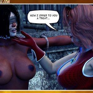 HIP Comix Hip Gals - Halloween Sex Kitten - Issue 1-16 gallery image-203