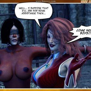 HIP Comix Hip Gals - Halloween Sex Kitten - Issue 1-16 gallery image-206