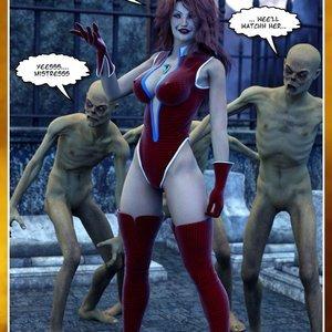 HIP Comix Hip Gals - Halloween Sex Kitten - Issue 1-16 gallery image-208