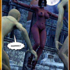 HIP Comix Hip Gals - Halloween Sex Kitten - Issue 1-16 gallery image-209
