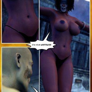 HIP Comix Hip Gals - Halloween Sex Kitten - Issue 1-16 gallery image-210