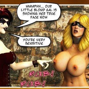 HIP Comix Hip Gals - Halloween Sex Kitten - Issue 1-16 gallery image-229