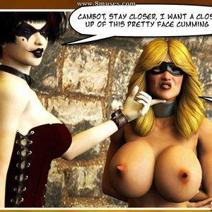 HIP Comix Hip Gals - Halloween Sex Kitten - Issue 1-16 gallery image-231