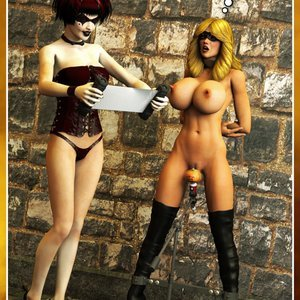 HIP Comix Hip Gals - Halloween Sex Kitten - Issue 1-16 gallery image-234