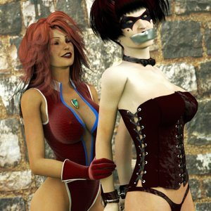 HIP Comix Hip Gals - Halloween Sex Kitten - Issue 1-16 gallery image-235