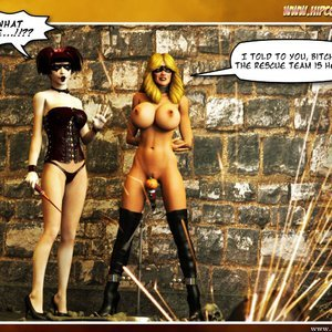 HIP Comix Hip Gals - Halloween Sex Kitten - Issue 1-16 gallery image-240