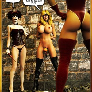 HIP Comix Hip Gals - Halloween Sex Kitten - Issue 1-16 gallery image-241