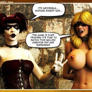 HIP Comix Hip Gals - Halloween Sex Kitten - Issue 1-16 gallery image-242