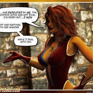 HIP Comix Hip Gals - Halloween Sex Kitten - Issue 1-16 gallery image-243