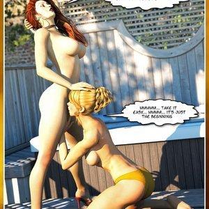HIP Comix Hip Gals - Halloween Sex Kitten - Issue 1-16 gallery image-275