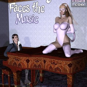 Pink Pussycat – Faces the Music – Issue 1-10 HIP Comix