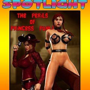 Princess Puma – Issue 1-6 HIP Comix