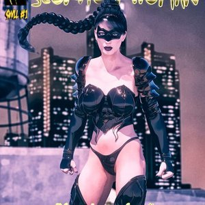 Scorpion Woman – Laugh or Lust – Issue 1-3 HIP Comix
