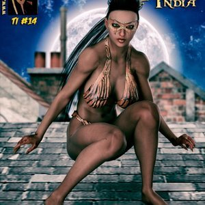 2-Tigress of India – Menace of the Mahar – Issue 1-6 HIP Comix