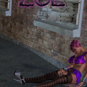 Zoe – Issue 1-4 HIP Comix