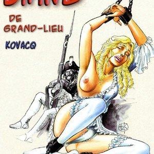 Diane de Grand Lieu Hanz Kovacq Comics