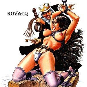 Hilda 1 Hanz Kovacq Comics