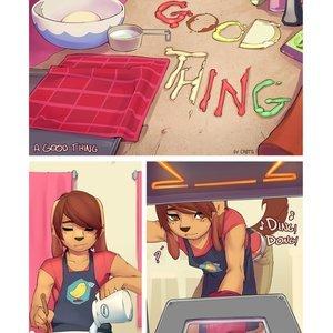 A Good Thing (Hardblush Comics) thumbnail