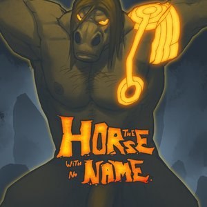 Horse with no name Hardblush Comics