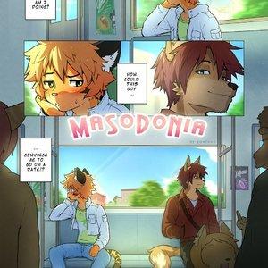 1-Masodonia Hardblush Comics
