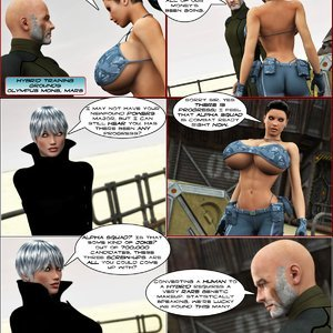 Series 1 – Episode 1 Heather Effect Comics