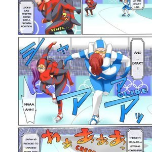 Hentai and Manga English Secret Olympics gallery image-055