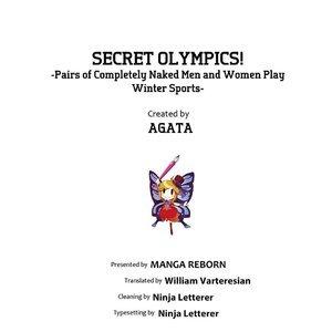 Hentai and Manga English Secret Olympics gallery image-062