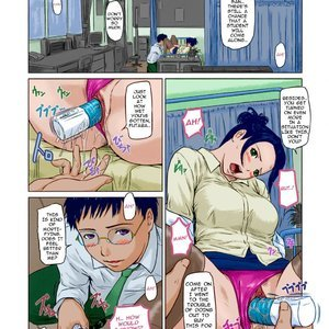 Hentai and Manga English In the nurses room - Giri Giri Sisters gallery image-002