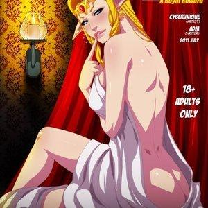 Zelda A Royal Reward HentaiTNA Comics
