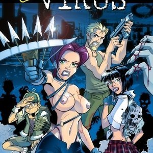 XXX Virus – Issue 1 Hentaikey Comics