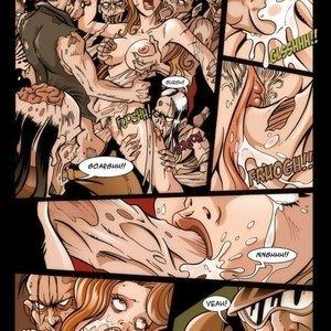 Hentaikey Comics XXX Virus - Issue 1 gallery image-006